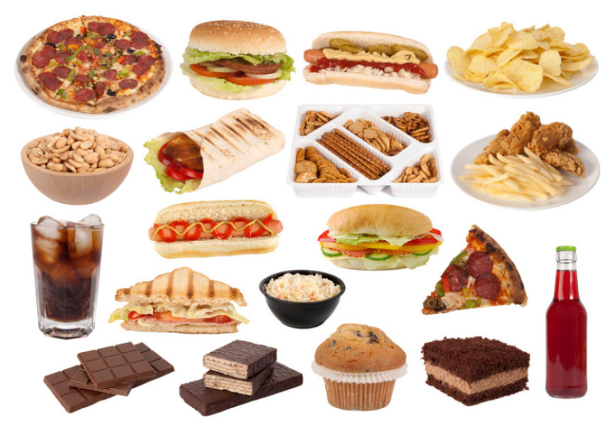 Give Processed Food a Miss If you Excessively Sweat