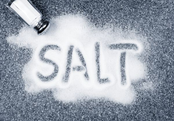 Hypherhidrosis sufferers should not worry about their salt intake