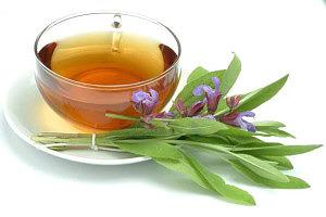 Sage Tea for Hyperhidrosis