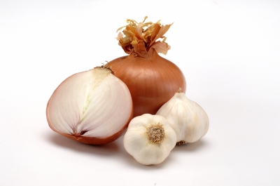 The myth of onions and garlic being bad for sweating