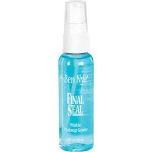 Final Seal- Matte Makeup Sealer