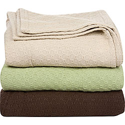 NASA Temperature Regulating Cotton Blanket (Queen)