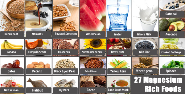 Best Magnesium Rich Foods for Sweating