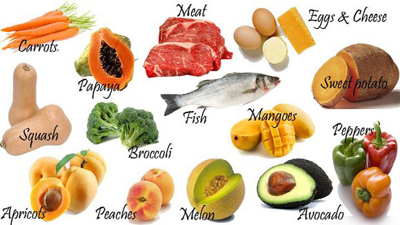Best Vitamin B Rich Foods for Sweating
